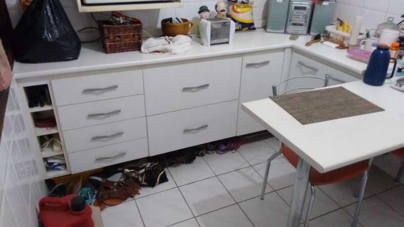 Cozinha 3. - Casa em Condomínio 3 quartos à venda Pechincha, Rio de Janeiro - R$ 530.000 - FRCN30172 - 17
