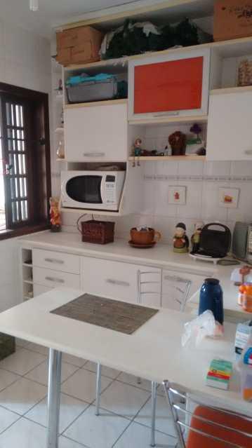 Cozinha 4. - Casa em Condomínio 3 quartos à venda Pechincha, Rio de Janeiro - R$ 530.000 - FRCN30172 - 16