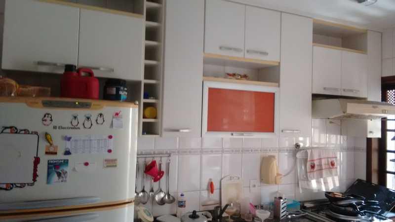Cozinha 5. - Casa em Condomínio 3 quartos à venda Pechincha, Rio de Janeiro - R$ 530.000 - FRCN30172 - 15