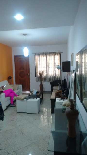 Sala 3. - Casa em Condomínio 3 quartos à venda Pechincha, Rio de Janeiro - R$ 530.000 - FRCN30172 - 4
