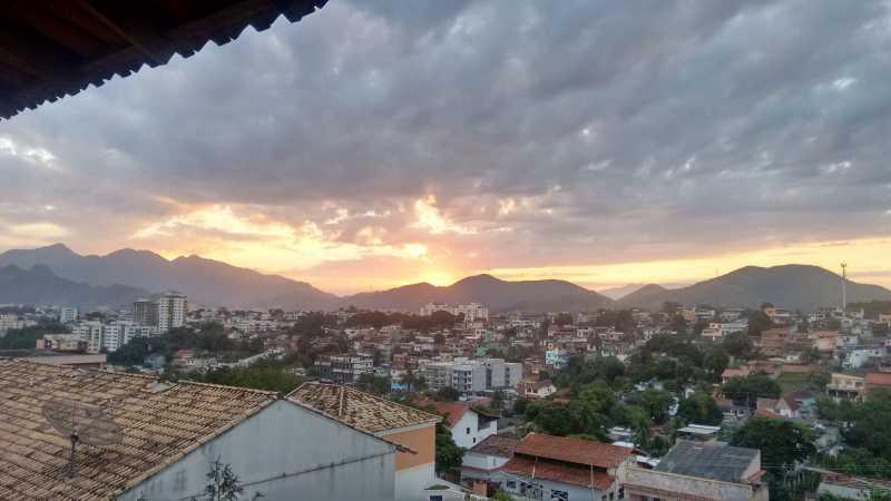 Vista Quarto de Hospedes 1. - Casa em Condomínio 3 quartos à venda Pechincha, Rio de Janeiro - R$ 530.000 - FRCN30172 - 25