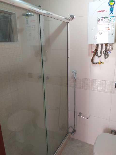 9 - BANHEIRO SOCIAL - Apartamento Rocha,Rio de Janeiro,RJ À Venda,2 Quartos,74m² - MEAP20978 - 8
