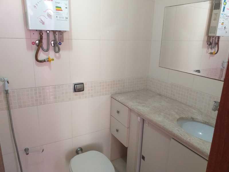 10 - BANHEIRO SOCIAL - Apartamento Rocha,Rio de Janeiro,RJ À Venda,2 Quartos,74m² - MEAP20978 - 9