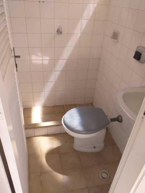 17 - BANHEIRO DE SERVIÇO - Apartamento Rocha,Rio de Janeiro,RJ À Venda,2 Quartos,74m² - MEAP20978 - 16