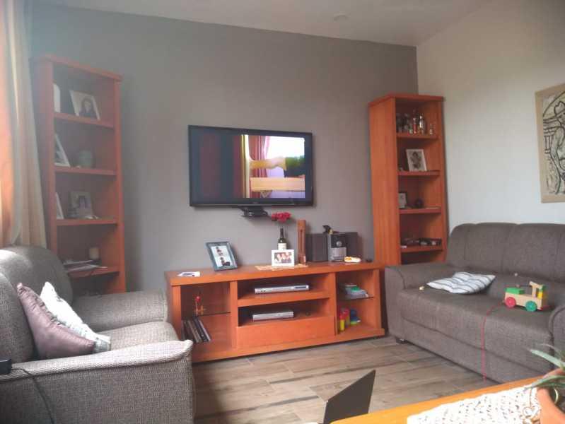 1 - sala piso 1. - Apartamento À Venda - Piedade - Rio de Janeiro - RJ - MEAP40019 - 3