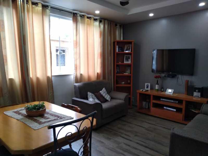 3 - sala piso 1. - Apartamento À Venda - Piedade - Rio de Janeiro - RJ - MEAP40019 - 1