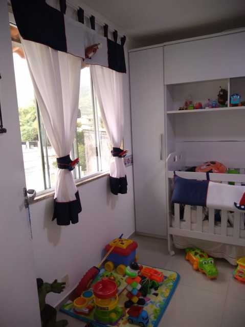 7 -  quarto 1 piso 1. - Apartamento À Venda - Piedade - Rio de Janeiro - RJ - MEAP40019 - 8