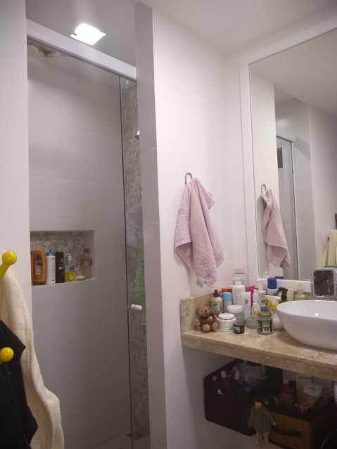8 - banheiro social. - Apartamento À Venda - Piedade - Rio de Janeiro - RJ - MEAP40019 - 9