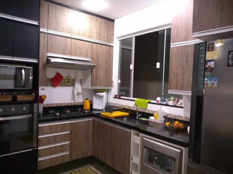 10 - cozinha piso 1. - Apartamento À Venda - Piedade - Rio de Janeiro - RJ - MEAP40019 - 11