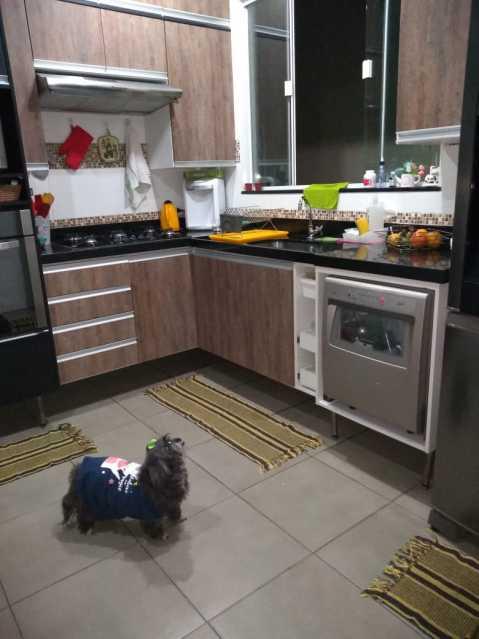 11 - cozinha piso 1. - Apartamento À Venda - Piedade - Rio de Janeiro - RJ - MEAP40019 - 12