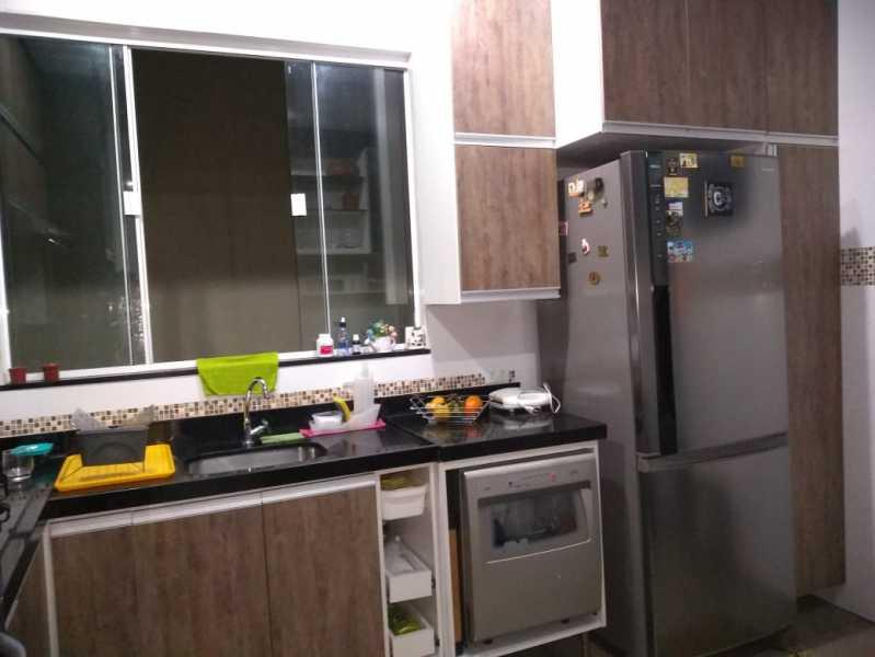 12 - cozinha piso 1. - Apartamento À Venda - Piedade - Rio de Janeiro - RJ - MEAP40019 - 13