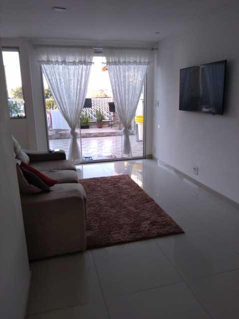 16 - sala piso 2. - Apartamento À Venda - Piedade - Rio de Janeiro - RJ - MEAP40019 - 17