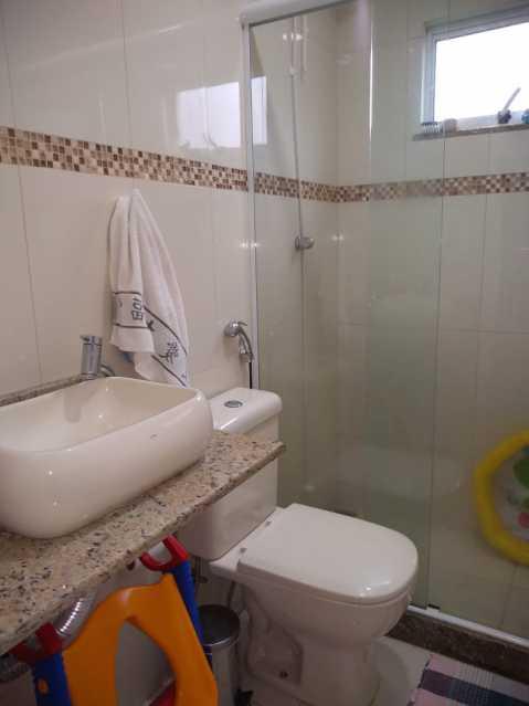 20 -  banheiro social piso 2. - Apartamento À Venda - Piedade - Rio de Janeiro - RJ - MEAP40019 - 21
