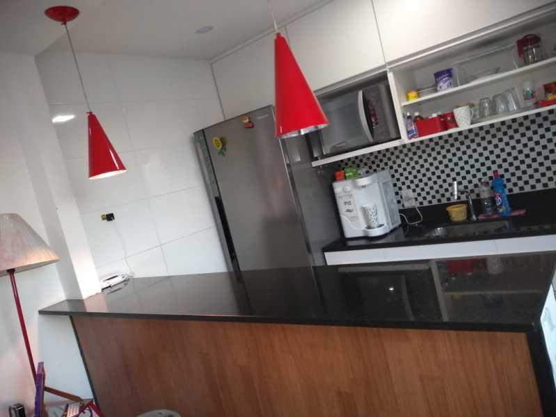 22 - cozinha piso 2. - Apartamento À Venda - Piedade - Rio de Janeiro - RJ - MEAP40019 - 23