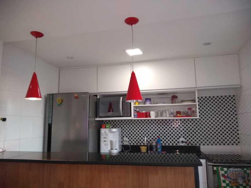 23 - cozinha piso 2. - Apartamento À Venda - Piedade - Rio de Janeiro - RJ - MEAP40019 - 24
