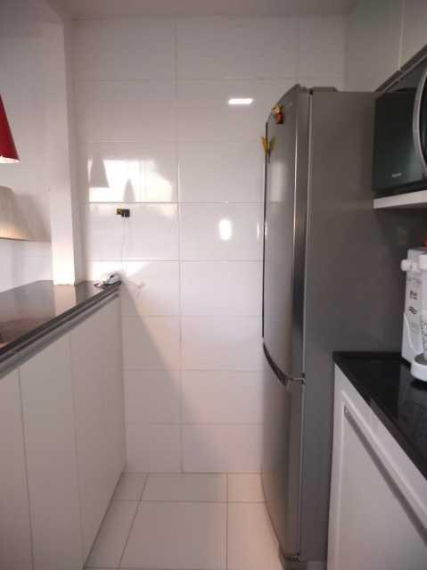 24 - cozinha piso 2. - Apartamento À Venda - Piedade - Rio de Janeiro - RJ - MEAP40019 - 25