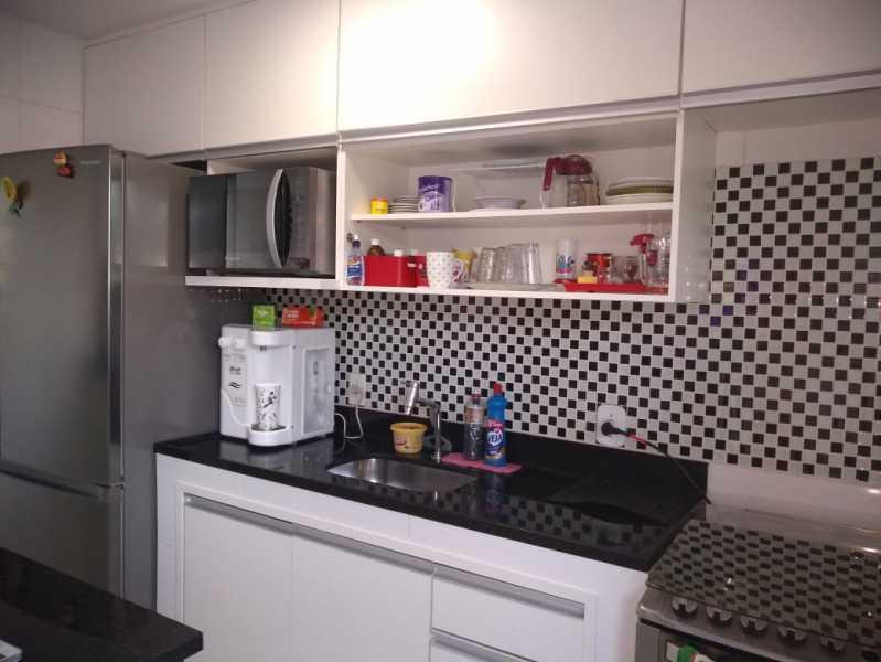 25 - cozinha piso 2. - Apartamento À Venda - Piedade - Rio de Janeiro - RJ - MEAP40019 - 26
