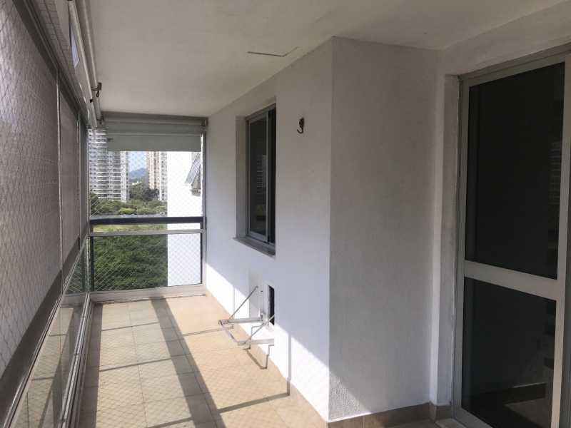 01 - Apartamento Barra da Tijuca, Rio de Janeiro, RJ À Venda, 2 Quartos, 87m² - FRAP21479 - 1