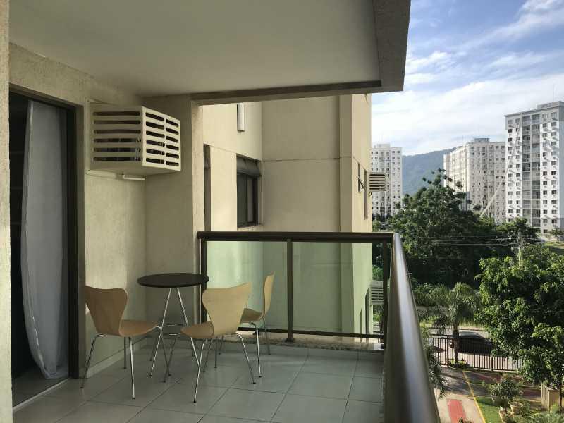 01 - Apartamento À Venda - Barra da Tijuca - Rio de Janeiro - RJ - FRAP21480 - 3