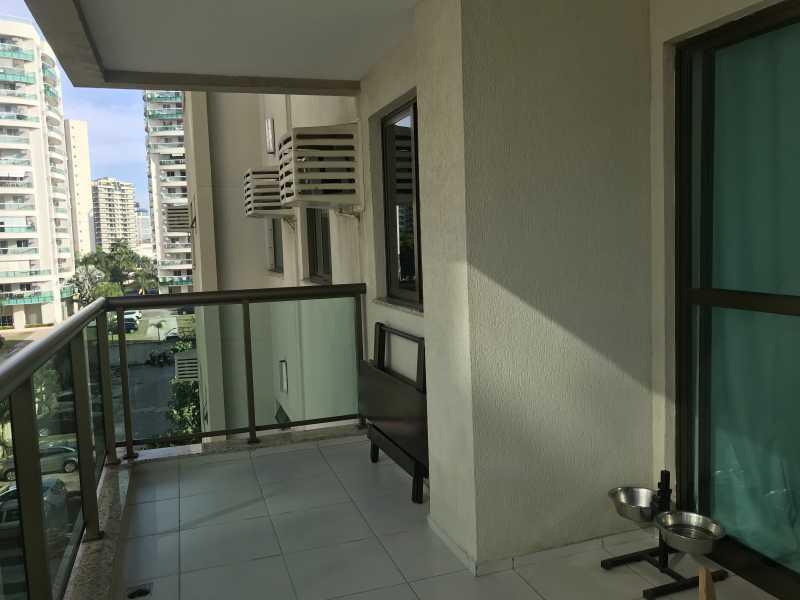 02 - Apartamento À Venda - Barra da Tijuca - Rio de Janeiro - RJ - FRAP21480 - 4