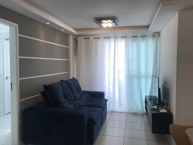 03 - Apartamento À Venda - Barra da Tijuca - Rio de Janeiro - RJ - FRAP21480 - 1