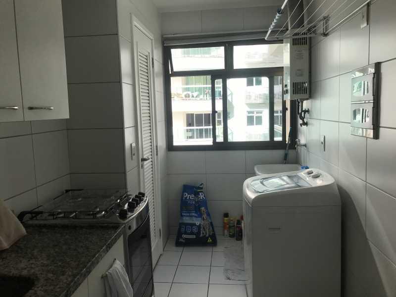 17 - Apartamento À Venda - Barra da Tijuca - Rio de Janeiro - RJ - FRAP21480 - 18