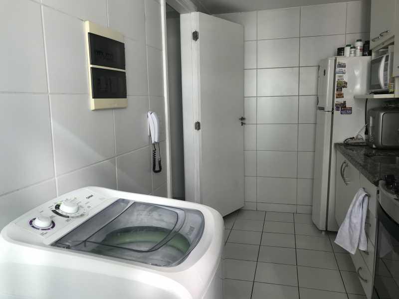 18 - Apartamento À Venda - Barra da Tijuca - Rio de Janeiro - RJ - FRAP21480 - 19