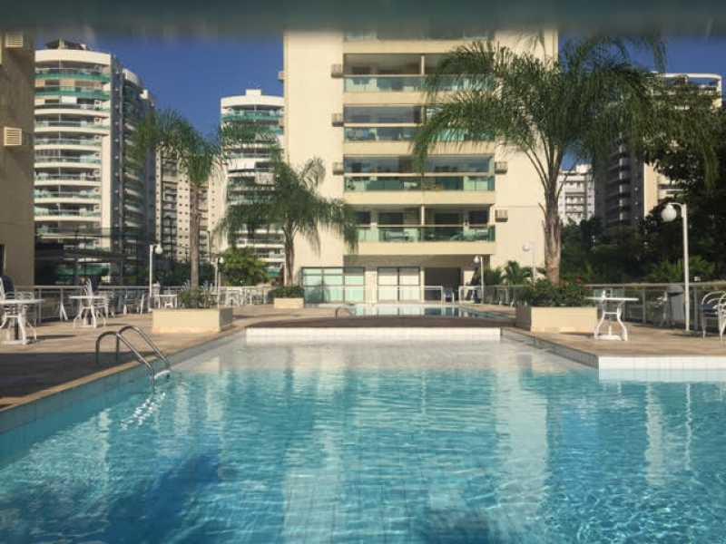 8367_G1497899127 - Apartamento À Venda - Barra da Tijuca - Rio de Janeiro - RJ - FRAP21480 - 20