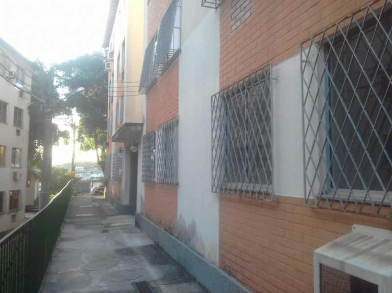 15 - Apartamento 2 quartos para alugar Pechincha, Rio de Janeiro - R$ 780 - FRAP21489 - 16
