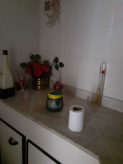 banheiro 2. - Apartamento 1 quarto à venda Méier, Rio de Janeiro - R$ 270.000 - MEAP10153 - 13