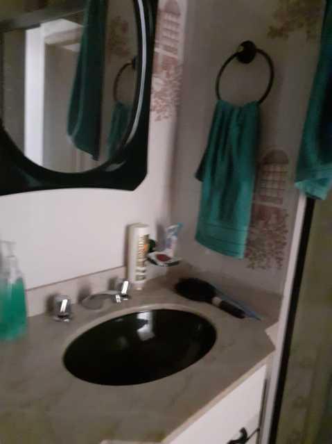 banheiro 5. - Apartamento 1 quarto à venda Méier, Rio de Janeiro - R$ 270.000 - MEAP10153 - 12