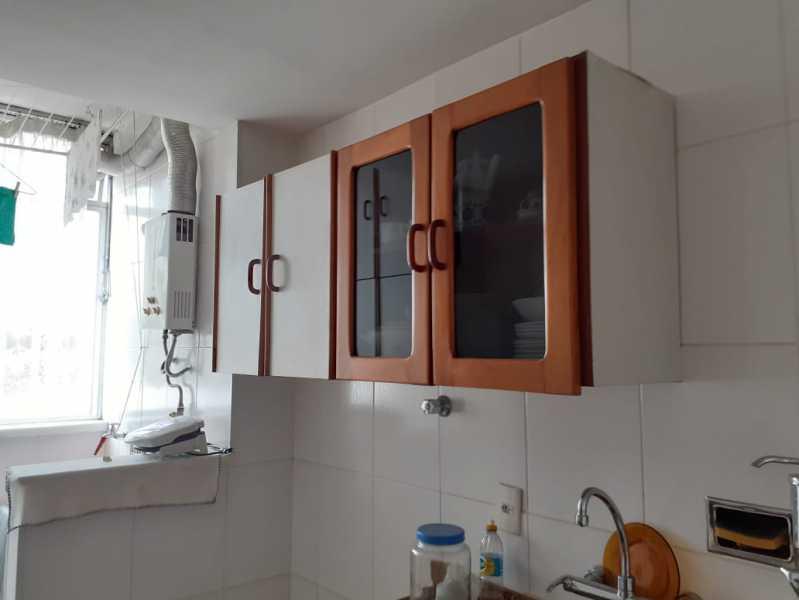 cozinha 3. - Apartamento 1 quarto à venda Méier, Rio de Janeiro - R$ 270.000 - MEAP10153 - 15
