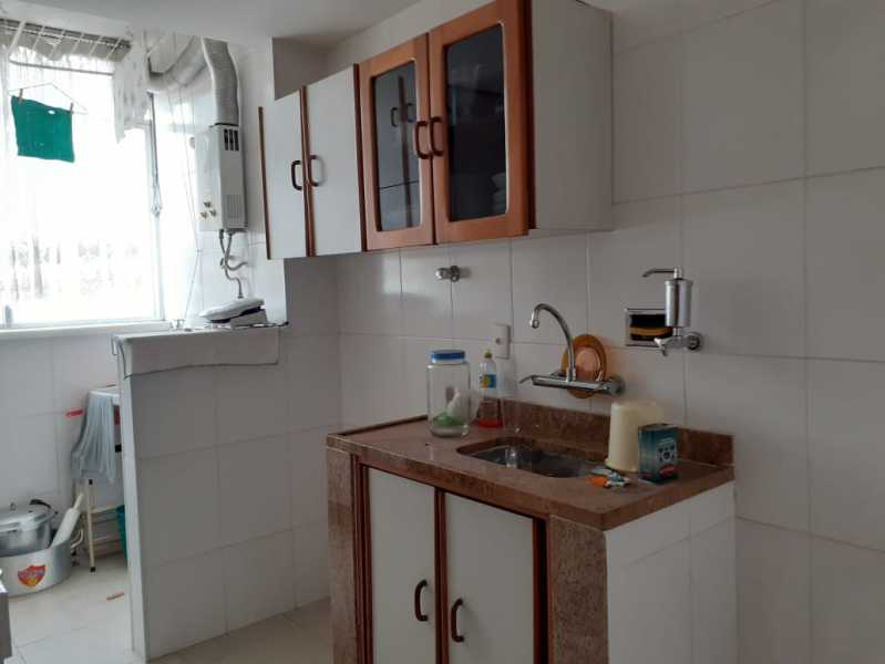 cozinha 4. - Apartamento 1 quarto à venda Méier, Rio de Janeiro - R$ 270.000 - MEAP10153 - 16