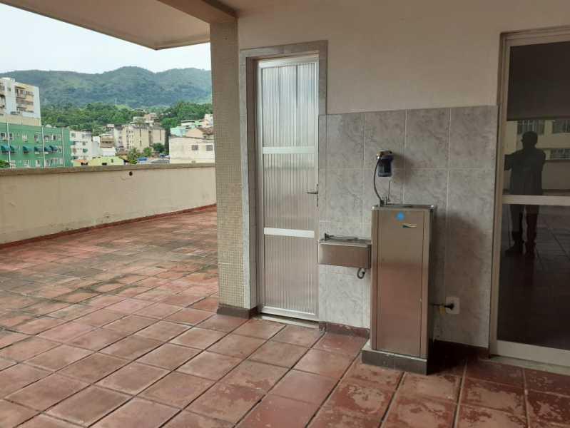 infra 4. - Apartamento 1 quarto à venda Méier, Rio de Janeiro - R$ 270.000 - MEAP10153 - 17