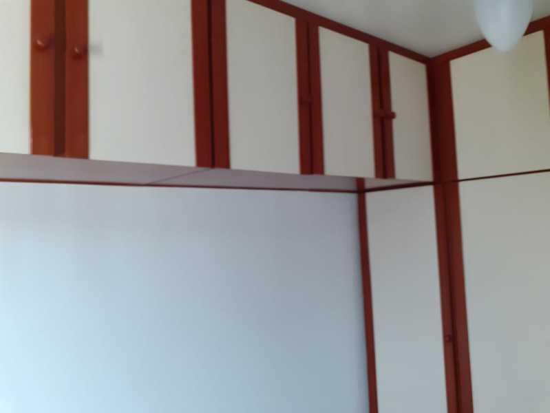 quarto 6. - Apartamento 1 quarto à venda Méier, Rio de Janeiro - R$ 270.000 - MEAP10153 - 9