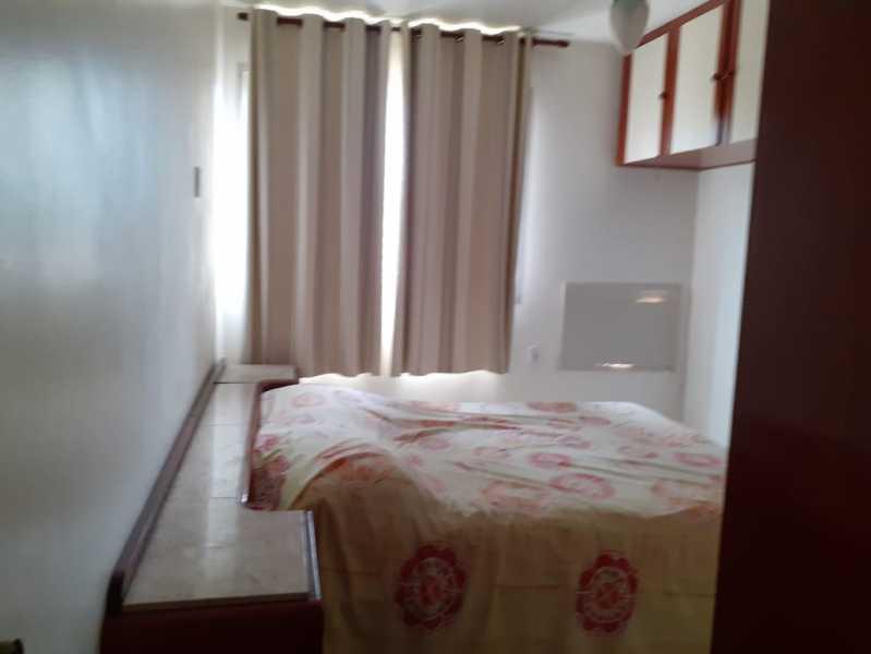 quarto 7. - Apartamento 1 quarto à venda Méier, Rio de Janeiro - R$ 270.000 - MEAP10153 - 8