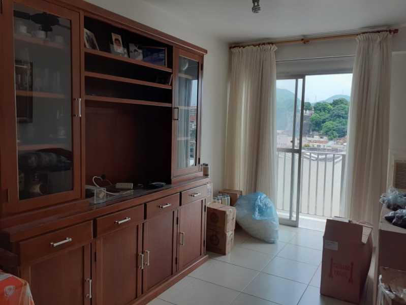 sala 1. - Apartamento 1 quarto à venda Méier, Rio de Janeiro - R$ 270.000 - MEAP10153 - 1