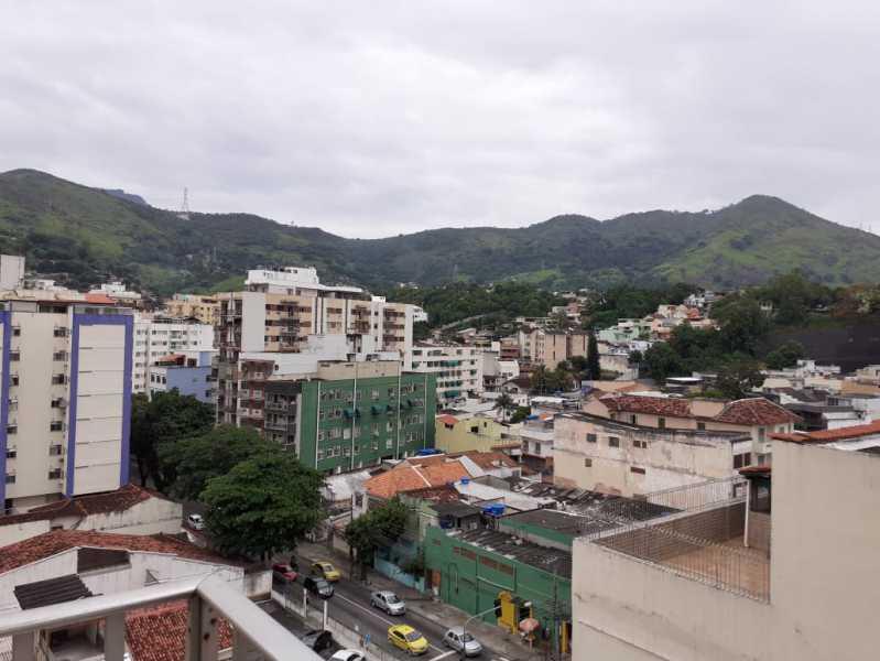 vista 2. - Apartamento 1 quarto à venda Méier, Rio de Janeiro - R$ 270.000 - MEAP10153 - 4