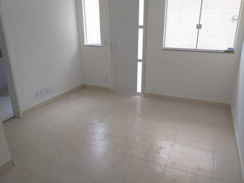 1 - SALA 1º PISO. - Casa em Condominio À Venda - Riachuelo - Rio de Janeiro - RJ - MECN20025 - 1