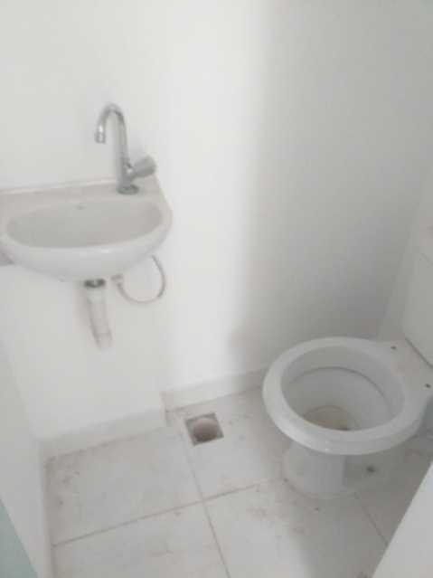 4 - LAVABO 1º PISO. - Casa em Condominio À Venda - Riachuelo - Rio de Janeiro - RJ - MECN20025 - 5