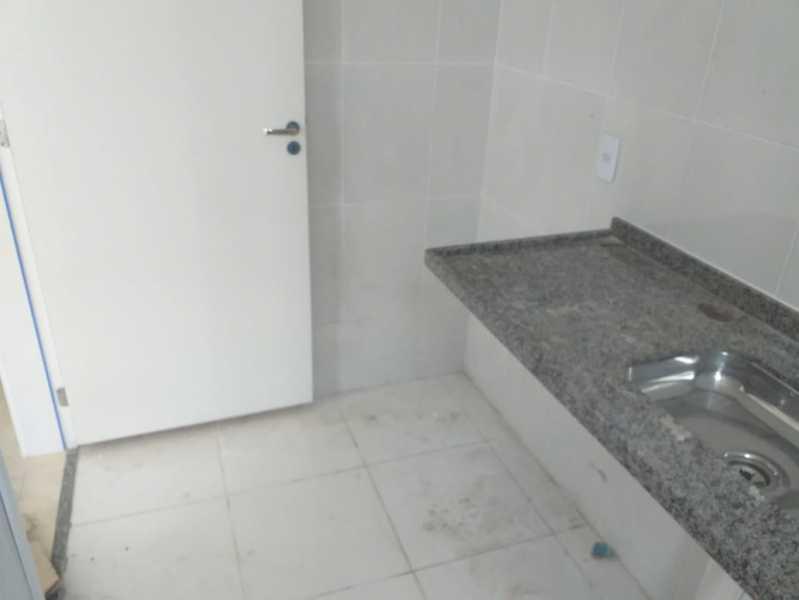 5 - COZINHA 1º PISO. - Casa em Condominio À Venda - Riachuelo - Rio de Janeiro - RJ - MECN20025 - 6