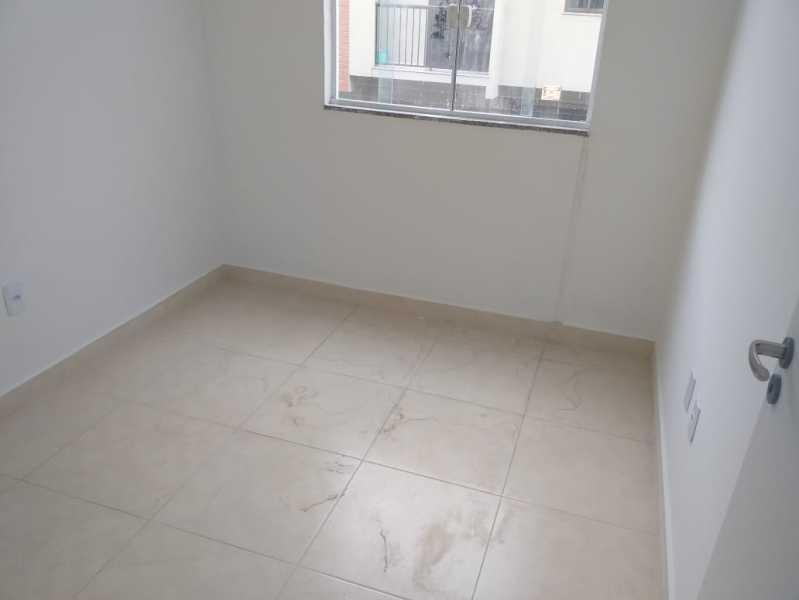 9 - QUARTO 1  2º PISO. - Casa em Condominio À Venda - Riachuelo - Rio de Janeiro - RJ - MECN20025 - 10
