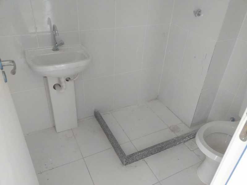 10 - BANHEIRO SOCIAL  2º PISO - Casa em Condominio À Venda - Riachuelo - Rio de Janeiro - RJ - MECN20025 - 11