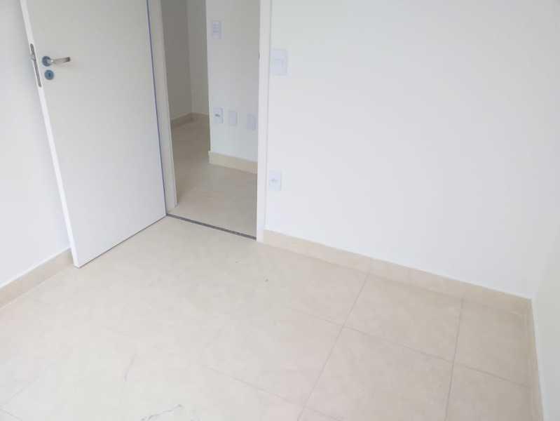 11 - QUARTO 2  2º PISO. - Casa em Condominio À Venda - Riachuelo - Rio de Janeiro - RJ - MECN20025 - 12