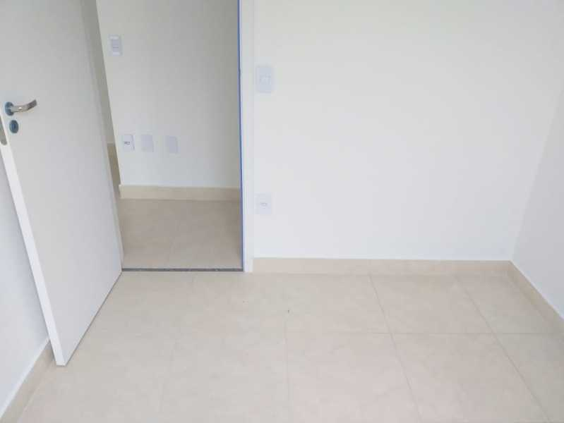 12 - QUARTO 2  2º PISO. - Casa em Condominio À Venda - Riachuelo - Rio de Janeiro - RJ - MECN20025 - 13