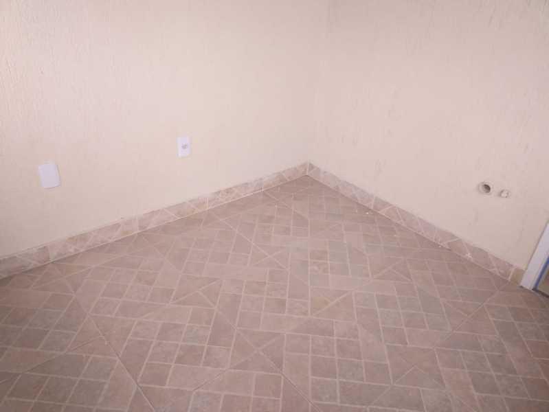 17 - TERRAÇO 3º PISO. - Casa em Condominio À Venda - Riachuelo - Rio de Janeiro - RJ - MECN20025 - 18