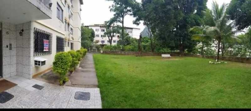 02 - Apartamento Jacarepaguá,Rio de Janeiro,RJ À Venda,2 Quartos,47m² - FRAP21518 - 3