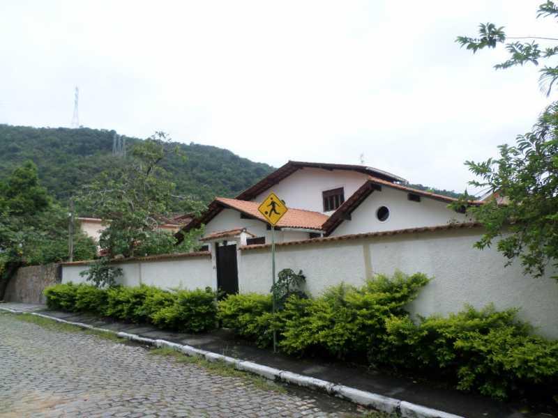 1 - Casa em Condomínio Taquara, Rio de Janeiro, RJ Para Alugar, 4 Quartos, 408m² - FRCN40115 - 1