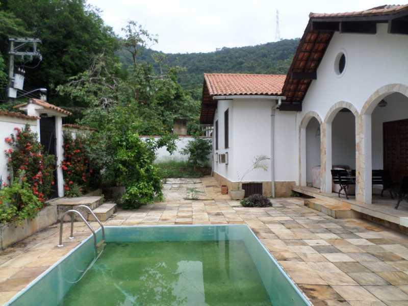 3 - Casa em Condomínio Taquara, Rio de Janeiro, RJ Para Alugar, 4 Quartos, 408m² - FRCN40115 - 4