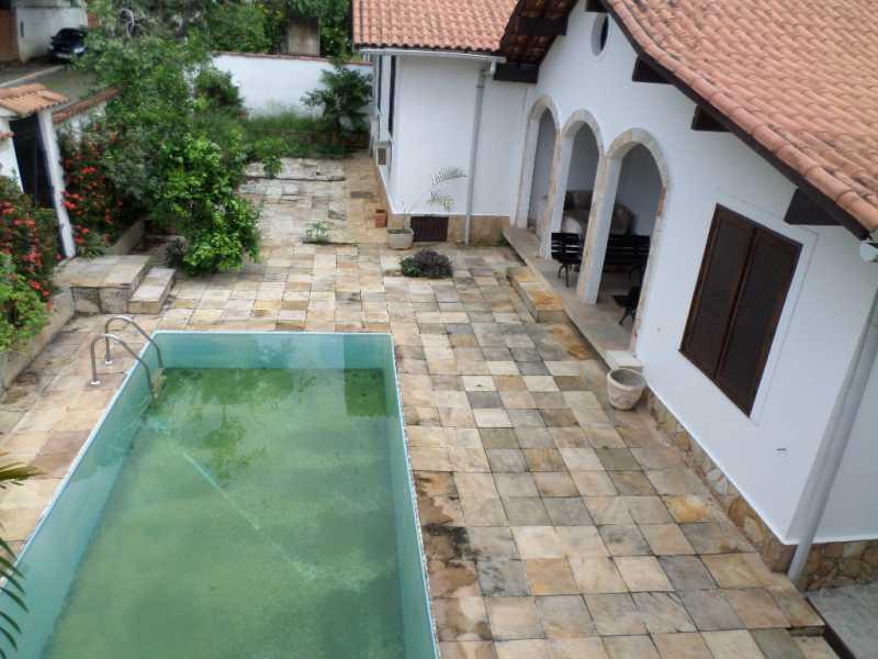 6 - Casa em Condomínio Taquara, Rio de Janeiro, RJ Para Alugar, 4 Quartos, 408m² - FRCN40115 - 6
